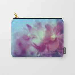 Perfect Pink Flowers Photography Carry-All Pouch