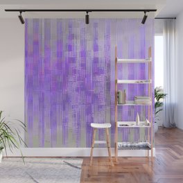 gets it. violet. 1 Wall Mural