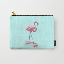 SKATE FLAMINGO Carry-All Pouch