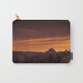 Half Dome at Sunset - Yosemite National Park Carry-All Pouch