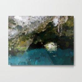 Landscape 10.01 Metal Print