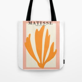Henri matisse the cut outs contemporary, modern minimal art Tote Bag