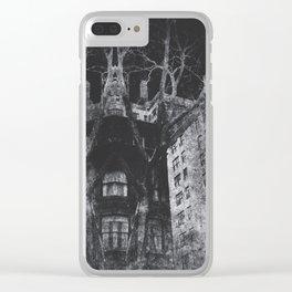 Brooklyn Underside Clear iPhone Case