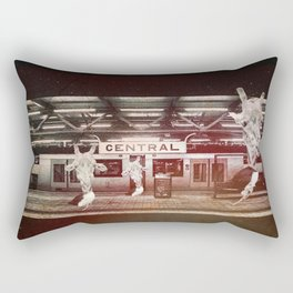 Central Station Rectangular Pillow