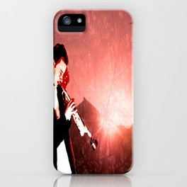 TRUMPETFLOW iPhone Case