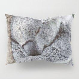 Sleeping Koala Pillow Sham