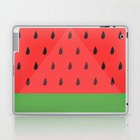 Watermelon Slice Laptop & iPad Skin