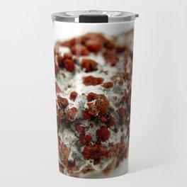 Red Ocean Coral Travel Mug