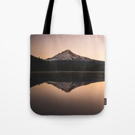 Oregon Mountain Adventure Tote Bag