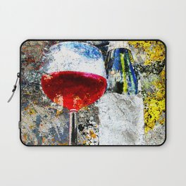 Wine Art Laptop Sleeve