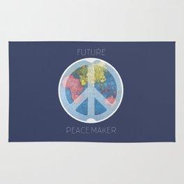Future Peace Maker Rug