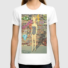 Street Cred Barbie T-shirt