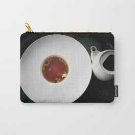The Art of Food Gold Leaf Beef Tea Carry-All Pouch
