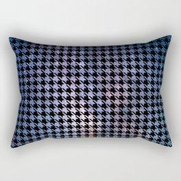 Houndstooth Nebula Rectangular Pillow