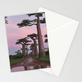 Baobab Highway Stationery Cards