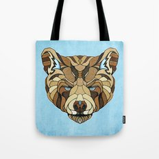 California Bear Tote Bag