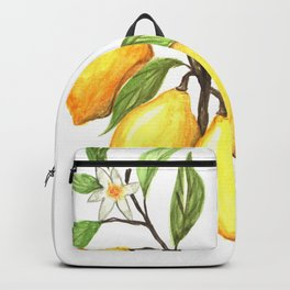 Lemonade is coming Backpack