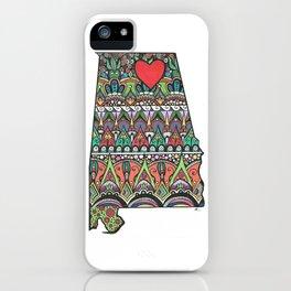 I Heart Huntsville iPhone Case