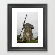 Mill Framed Art Print