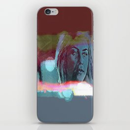 Storm Driving iPhone Skin