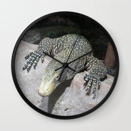 Goanna Wall Clock