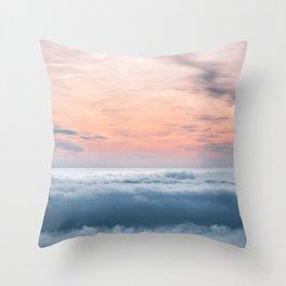 Dreams of you Throw Pillow