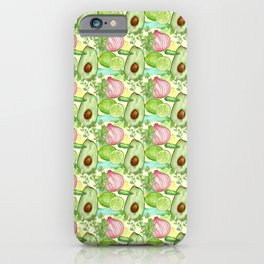 Holy Guacamole iPhone Case