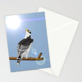 Keep your chin up! Stationery Cards