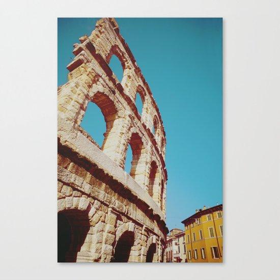 Verona Arena Canvas Print