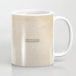 Treasure Map - 45th Chamber Coffee Mug