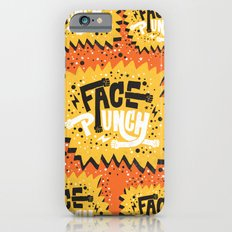 FACE PUNCH iPhone 6s Slim Case