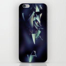 Husk 01 iPhone Skin