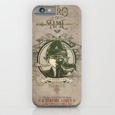 Legend of Zelda Link The Hero of Time Vintage Story Book Slim Case iPhone 6s