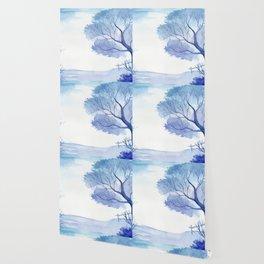 Winter Landscape 08 Wallpaper