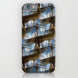 Sail away? iPhone Case