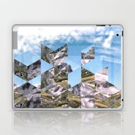 Mountain Fragments Laptop & iPad Skin