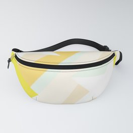All stars in pastel Fanny Pack
