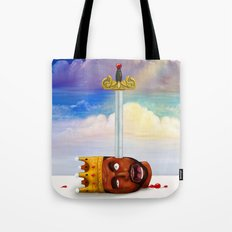 My Beautiful Dark twisted Fantasy Tote Bag
