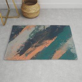 Acrylic Abstract 1 Rug