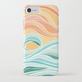 Sea and Sky II iPhone Case