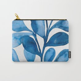 Watercolor Ocean Life II Carry-All Pouch