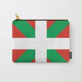 Basque Country: Euskaldun Flag Carry-All Pouch