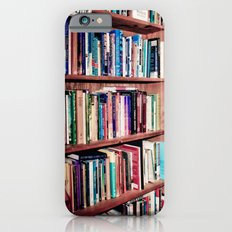 Library Shelves iPhone 6s Slim Case