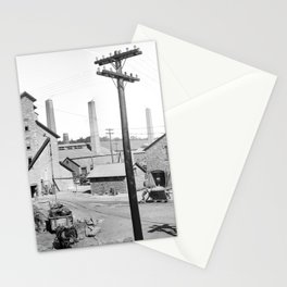 Lake Linden, Michigan 1900 Stationery Cards