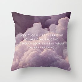 Alice Walker Collection V1 Throw Pillow