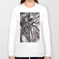 creepy Long Sleeve T-shirts featuring Creepy! by IowaShots