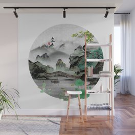 Ferry boat Wall Mural