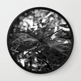 Shadowed Stories Wall Clock
