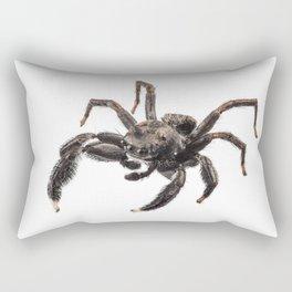 Black spider Rectangular Pillow
