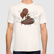 The Fantastic Voyage Mens Fitted Tee X-LARGE Natural